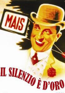 Il silenzio è d'oro (DVD) di René Clair - DVD