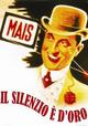 Cover Dvd DVD Il silenzio è d'oro