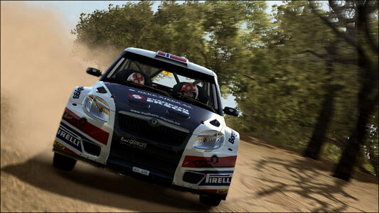 WRC: World Rally Championship - 7