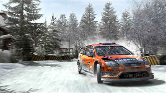 WRC: World Rally Championship - 9