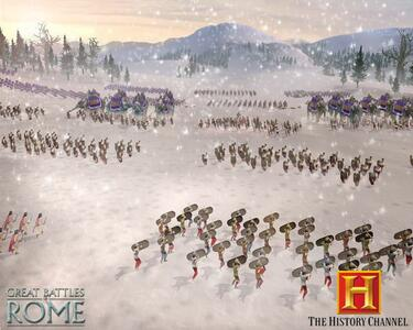History Channel - Great Battles of Rome - 2