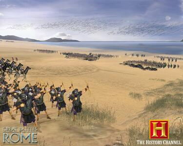History Channel - Great Battles of Rome - 4