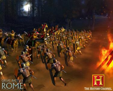 History Channel - Great Battles of Rome - 5