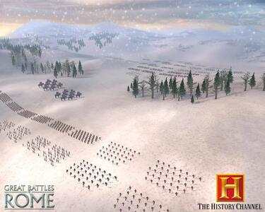 History Channel - Great Battles of Rome - 6
