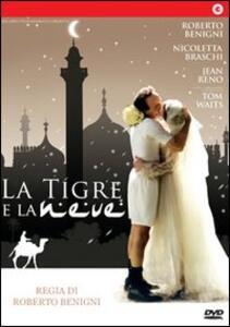 La tigre e la neve<span>.</span> Grandi Film di Roberto Benigni - DVD