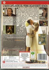 La tigre e la neve<span>.</span> Grandi Film di Roberto Benigni - DVD - 2