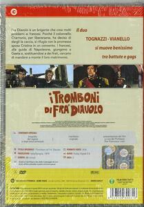 I tromboni di Fra' Diavolo di Giorgio C. Simonelli - DVD - 2