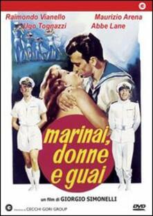Marinai, donne e guai di Giorgio C. Simonelli - DVD