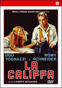 La califfa di Alberto Bevilacqua - DVD