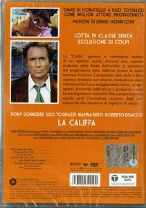 La califfa di Alberto Bevilacqua - DVD - 2