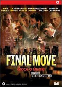 Final Move di Joey Travolta - DVD