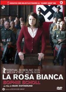 La rosa bianca. Sophie Scholl di Marc Rothemund - DVD
