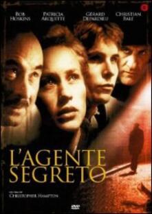 L' agente segreto di Cristhopher Hampton - DVD