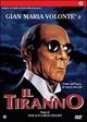 Cover Dvd Il tiranno Banderas