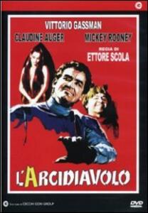 L' arcidiavolo di Ettore Scola - DVD