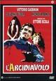Cover Dvd DVD L'arcidiavolo