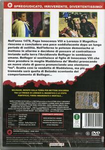 L' arcidiavolo di Ettore Scola - DVD - 2