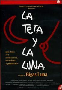 La teta y la Luna di Bigas Luna - DVD