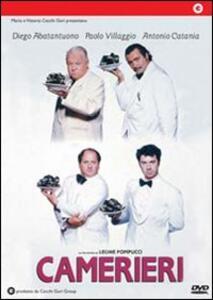 Camerieri di Leone Pompucci - DVD