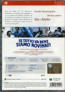 Se tutto va bene siamo rovinati di Sergio Martino - DVD - 2