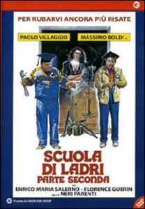 Scuola di ladri. Parte seconda di Neri Parenti - DVD