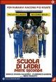 Cover Dvd DVD Scuola di ladri - Parte seconda