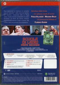 Scuola di ladri. Parte seconda di Neri Parenti - DVD - 2