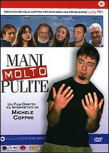 Mani molto pulite di Michele Coppini - DVD