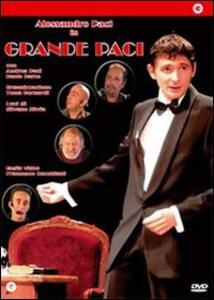 Grande Paci di Francesco Cacchiani - DVD