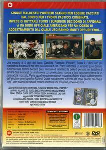Missione eroica. Pompieri 2 di Giorgio Capitani - DVD - 2