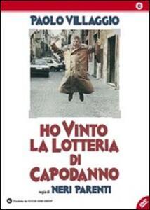 Ho vinto la lotteria di Capodanno di Neri Parenti - DVD