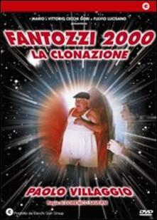 Fantozzi 2000, la clonazione di Domenico Saverni - DVD