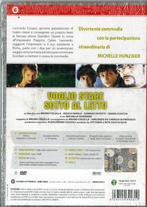 Voglio stare sotto al letto di Bruno Colella - DVD - 2