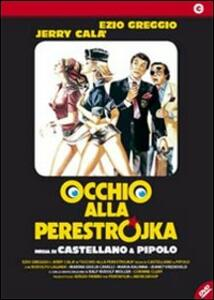 Occhio alla Perestrojka di Franco Castellano,Pipolo - DVD