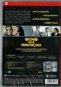 Occhio alla Perestrojka di Franco Castellano,Pipolo - DVD - 2
