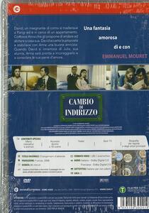 Cambio di indirizzo di Emmanuel Mouret - DVD - 2