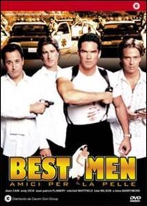 Best Men. Amici per la pelle di Tamra Davis - DVD