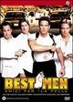 Cover Dvd DVD Best Men - Amici per la pelle