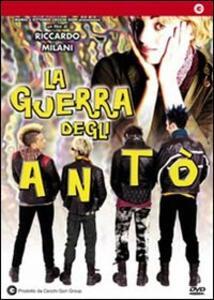 La guerra degli Antò di Riccardo Milani - DVD
