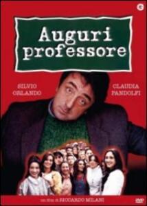 Auguri professore di Riccardo Milani - DVD