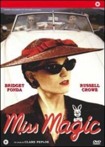 Miss Magic di Clare Peploe - DVD