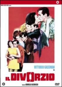 Il divorzio di Romolo Guerrieri - DVD