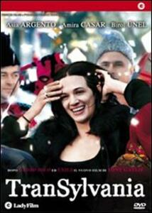 Transylvania di Tony Gatlif - DVD