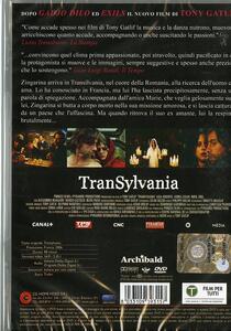 Transylvania di Tony Gatlif - DVD - 2