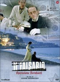Cover Dvd Il falsario. Operazione Bernhard