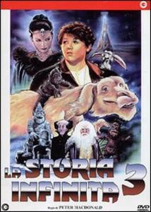 La storia infinita 3 di Peter MacDonald - DVD