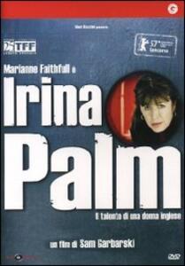 Irina Palm. Il talento di una donna inglese di Sam Garbarski - DVD