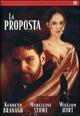 Cover Dvd DVD La proposta