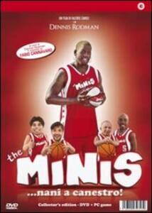 The Minis... nani a canestro! (con gioco per PC)<span>.</span> Collector's Edition di Valerio Zanoli - DVD