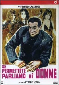 Se permettete parliamo di donne di Ettore Scola - DVD